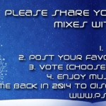 MAKE YOUR VOTE TO SUPPORT: 2013 PSYCHILL MIX POLL