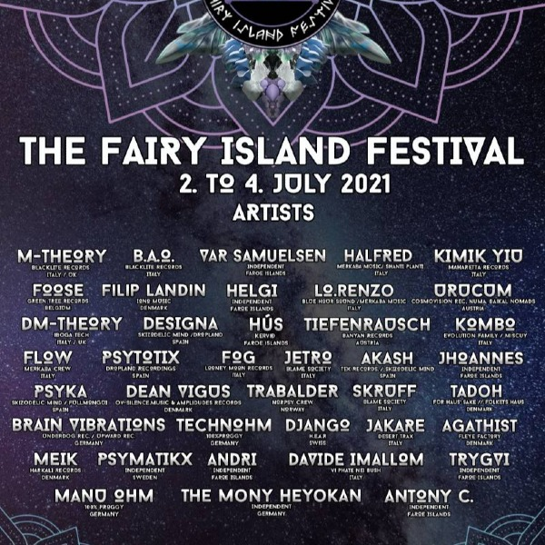 Interview with The Fairy Island Festival