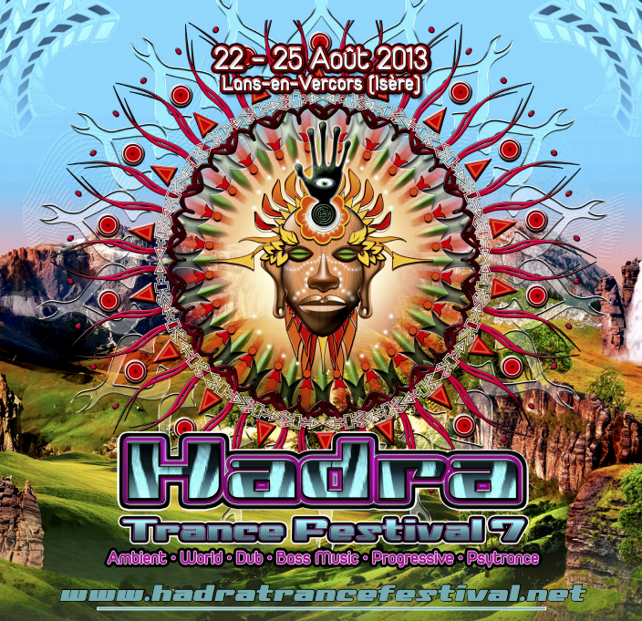 [event] Hadra trance festival 2013 – Alternative stage Lineup