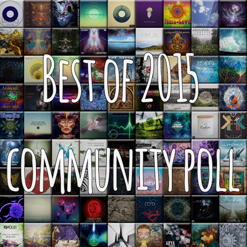 votes open for Best of the year 2015 by Psybient.org