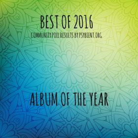 "Best ""Album"" of the year 2016"