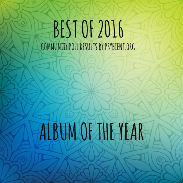 "Best ""Album"" of the year 2016"