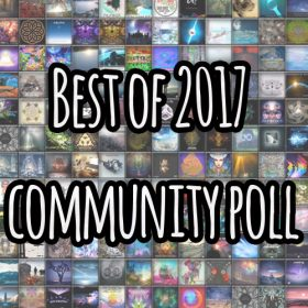 Community poll is OPEN – best of 2017