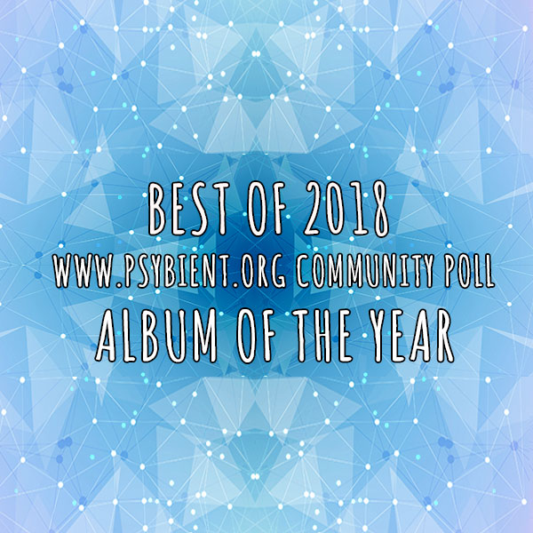 "Best ""Album"" of the year 2018"