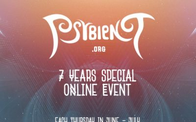 7 Years anniversary Online Streaming Sessions