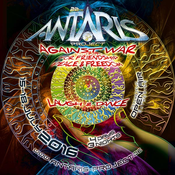 [festival] Antaris Festival 2016 (chillout area news)