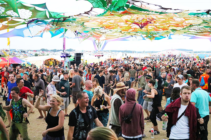 Psytrance festivals