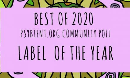 Label of the year 2020 (psybient, psychill, ambient, psydub, downtempo)