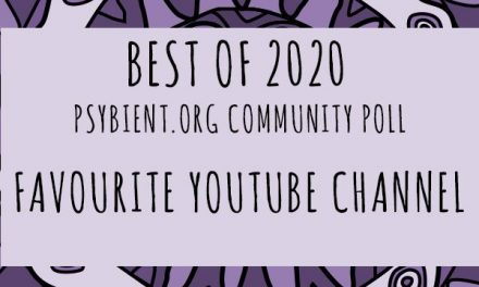 """Best """"youtube channel"""" of the year 2020  (psybient, psychill, ambient, psydub, downtempo)"""