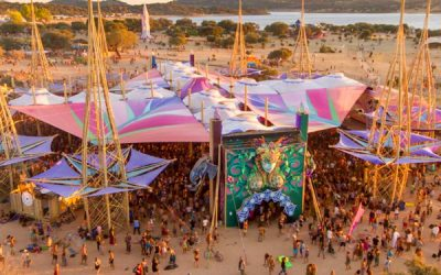 The best Psytrance Festivals 2018