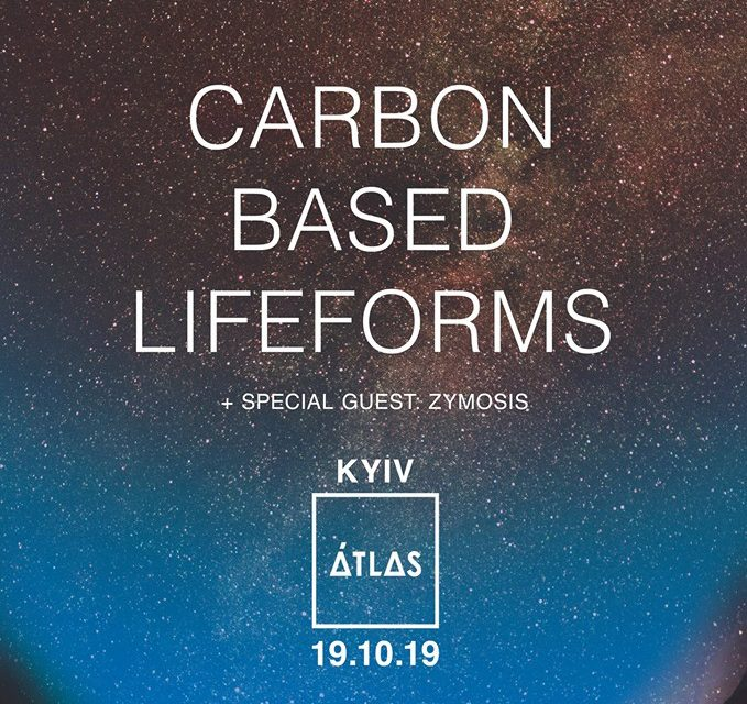 KYIV + Carbon Based Lifeforms
