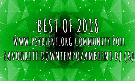 """Favourite """"downtempo/ambient dj"""" of the year 2018"""