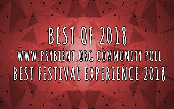 Best Psychedelic Festival 2018