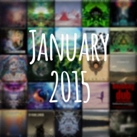 Psy Ambient Downtempo Releases Update – January 2015