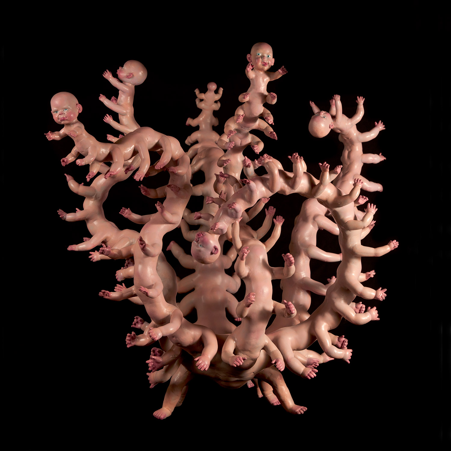 Jon-Beinart_Toddlerpede_mixed-media-sculpture