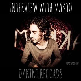 Interview with Makyo [Dakini Records]