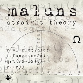 Maluns –  Straight Theory (Cosmicleaf)
