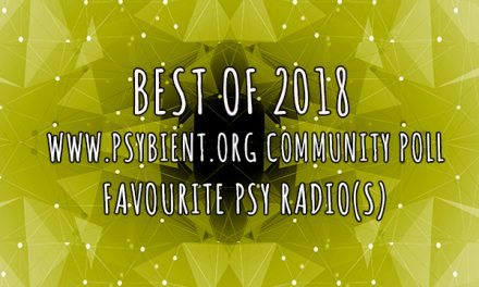 "Best ""psy radio"" of the year 2018  (psybient, psychill, ambient, psydub, downtempo)"