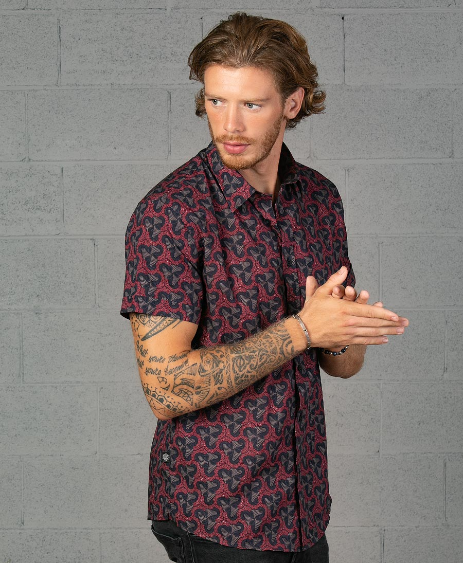 SOL-magic-mushroom-shirt-men-button-down-button-up-shirts-psychedelic-clothes-x-2