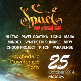 [event] Spaceradio Records Party @ Moscow