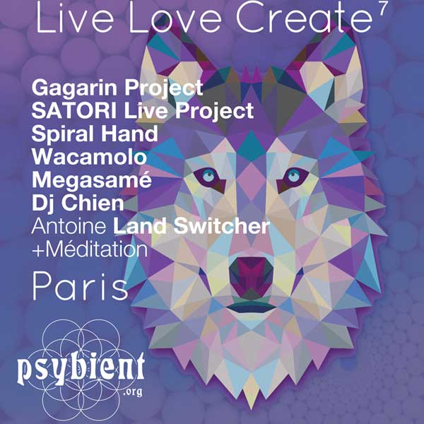 [event] Sunday Vibes – Live Love Create 7 @ Paris