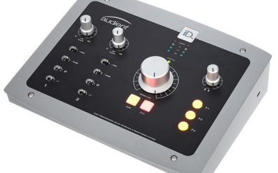 review – Audient iD22 USB audio interface