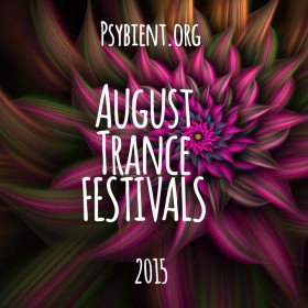August psychedelic and transformational festivals