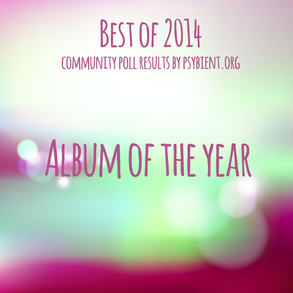 "Best ""Album"" of the year 2014"