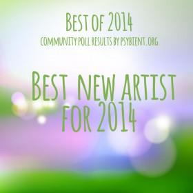 Best new artist for 2014