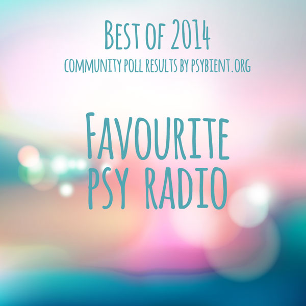 "Best ""psy radio"" of the year 2014"