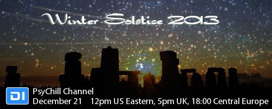 Winter Solstice 2013 by DI.FM PsyChill Radio