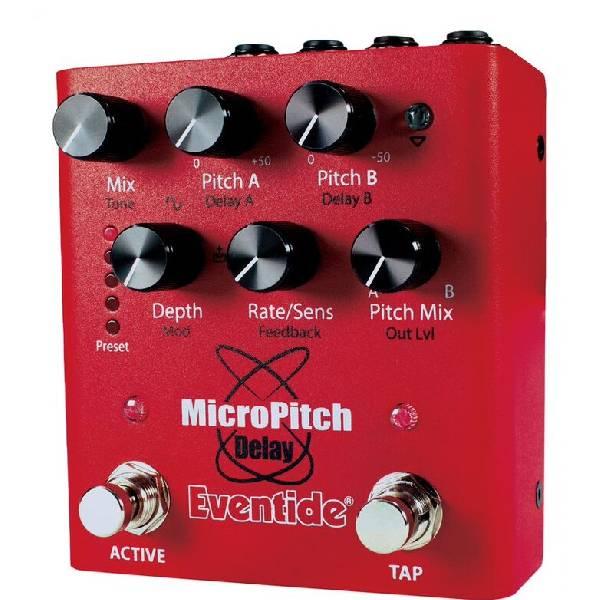 Eventide – Micropitch Delay