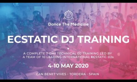Ecstatic DJ Training (4-10 May 2020) Spain
