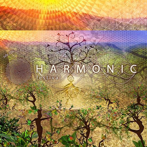 festival Harmonic 2017 (France) July