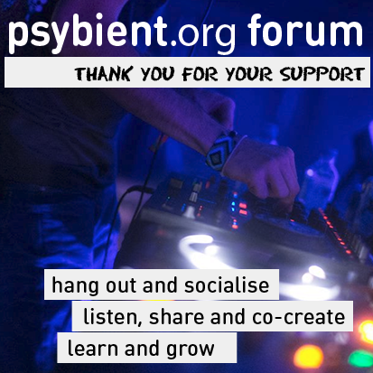 psybient.org forum is online – our crowdfunding thanks