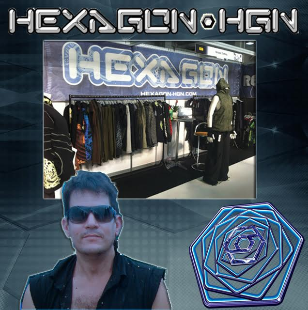 Interview with Eiran owner of Hexagon HGN clothing