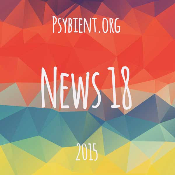 Psybient.org news – 2015 W18 (events, releases)