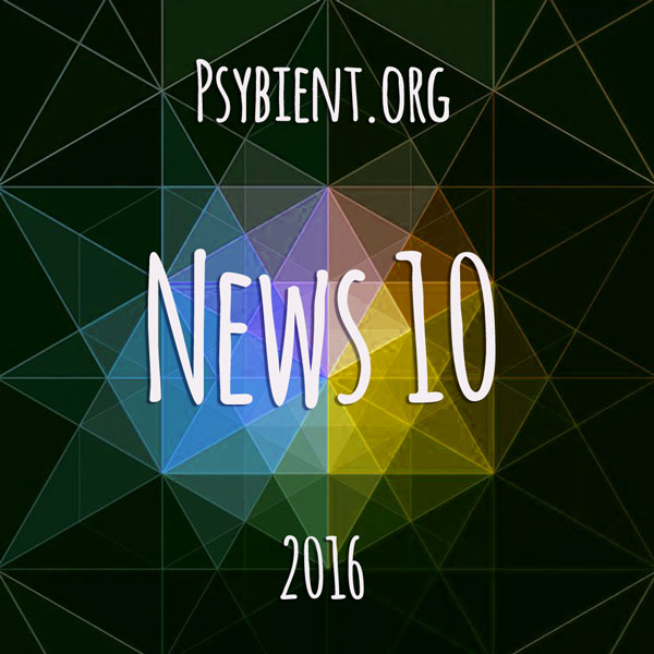 Psybient.org news – 2016 W10 (releases and events)
