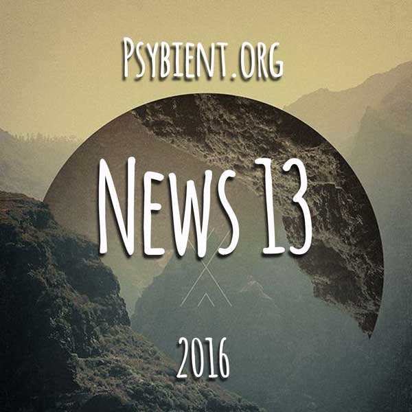 Psybient.org news – 2016 W13 (releases and events)