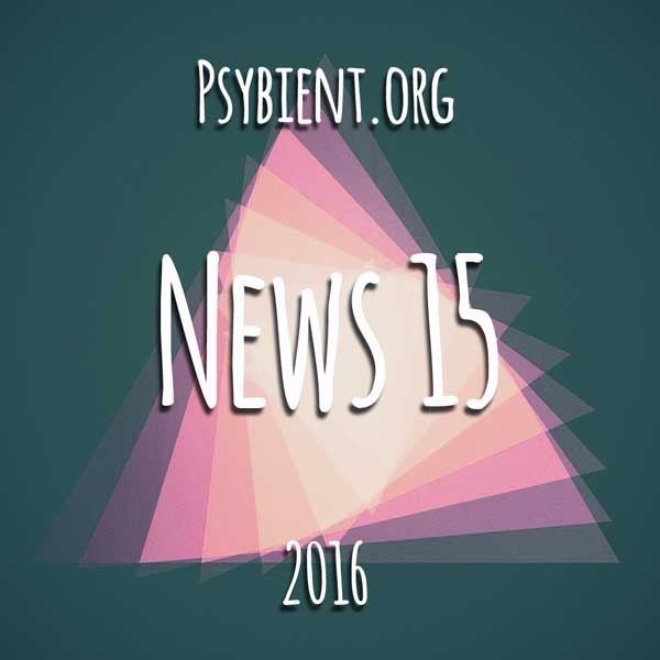 Psybient.org news – 2016 W15 (releases and events)