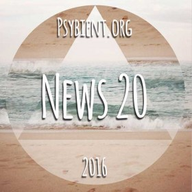 Psybient.org news – 2016 W20 (releases and events)