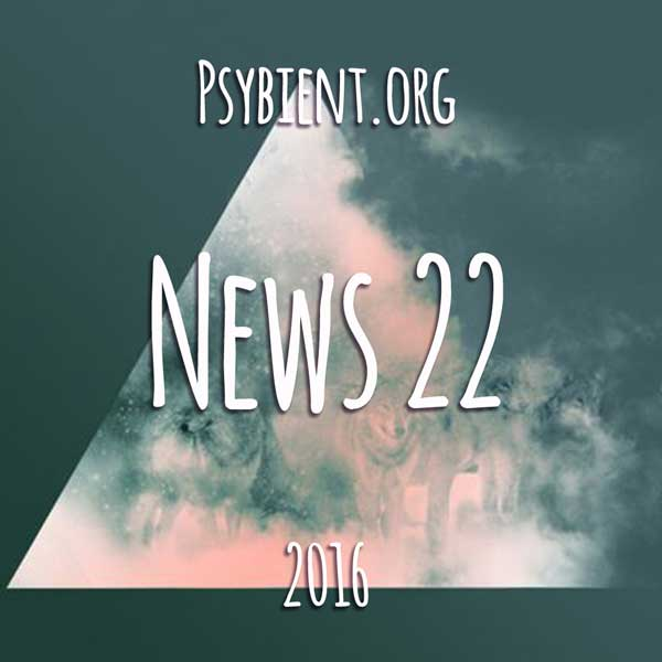 Psybient.org news – 2016 W22 (releases and events)