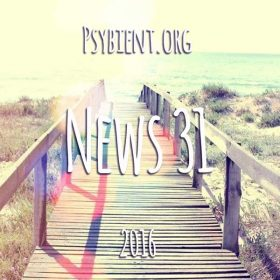 Psybient.org news – 2016 W31 (releases and events)