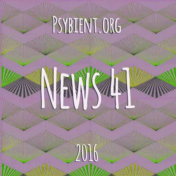 Psybient.org news – 2016 W41 (releases and events)
