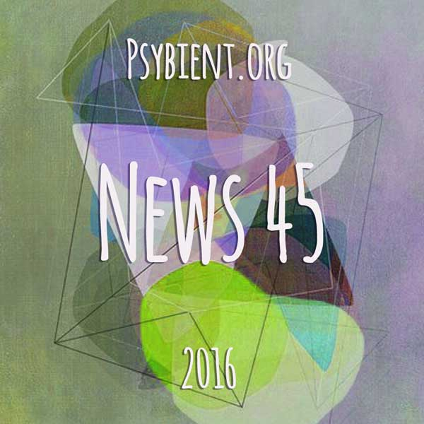 Psybient.org news – 2016 W45 (releases and events)
