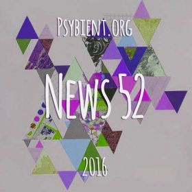 Psybient.org news – 2016 W52 (releases and events)