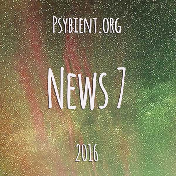 Psybient.org news – 2016 W7 (releases and events)