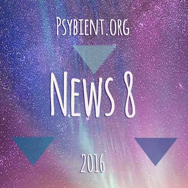 Psybient.org news – 2016 W8 (releases and events)