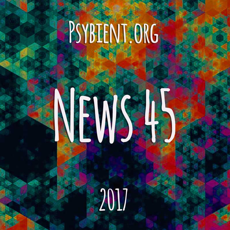 Psybient.org news – 2017 W45 (music and events)
