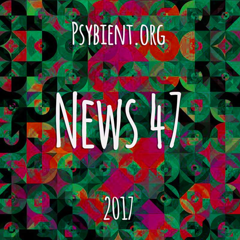 Psybient.org news – 2017 W47 (music and events)